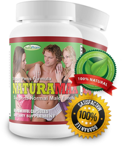 Naturamax bottle - Naturamax - Penis Enlargement Pills