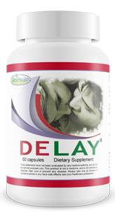 Delay – Premature Ejaculation Pills