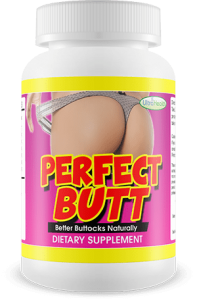 Perfect butt Bottle