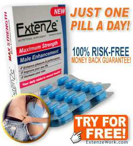 Extenze Maximum Strength